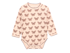 Petit by Sofie Schnoor body rosa butterfly
