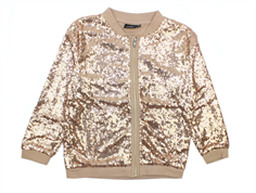 Petit by Sofie Schnoor cardigan champagne glitter