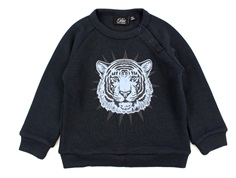 Petit by Sofie Schnoor bluse dark blue tiger