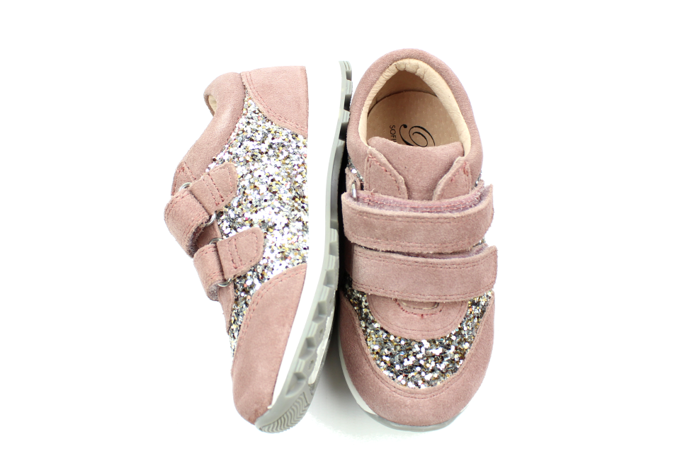 c690ab1471d Petit by Sofie Schnoor sneakers rosa glimmer | P174610 d.rose | str ...