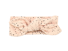 Petit by Sofie Schnoor hairband rosa dot