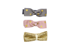 Petit by Sofie Schnoor hairclips mix gold