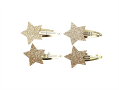 Petit by Sofie Schnoor hairclips star champagne