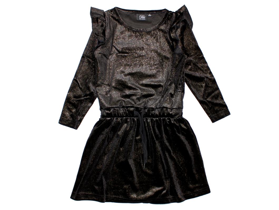4e39669aace7 Petit by Sofie Schnoor kjole black glitter