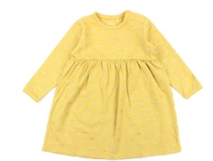Petit by Sofie Schnoor kjole Synne yellow cherry
