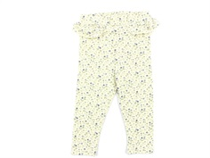 Petit by Sofie Schnoor leggings Lily aop cream flower