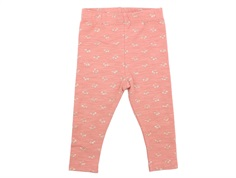 Petit by Sofie Schnoor leggings rose med kirsebær