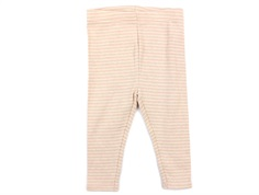 Petit by Sofie Schnoor leggings light rose striber