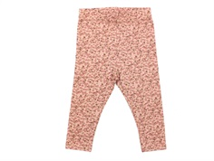 Petit by Sofie Schnoor leggings light rose flower