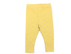 Petit by Sofie Schnoor leggings Lily yellow cherry