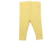 Petit by Sofie Schnoor leggings yellow striber