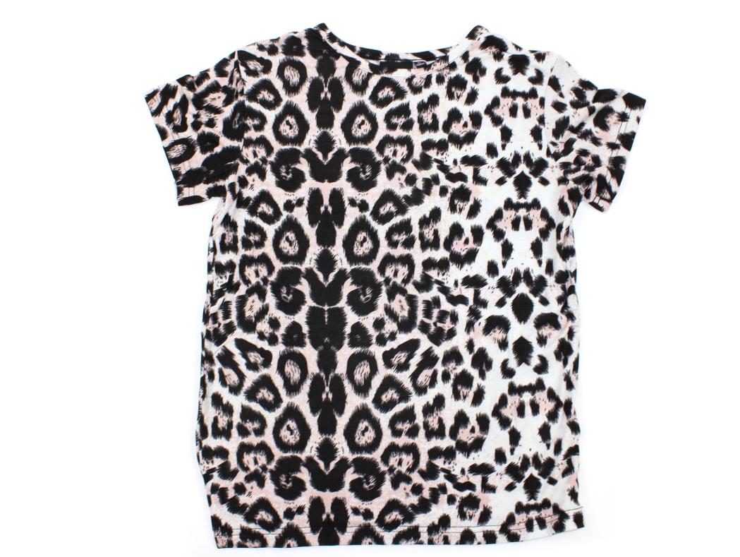 75aee601 Petit by Sofie Schnoor leopard t-shirt   UDSALG