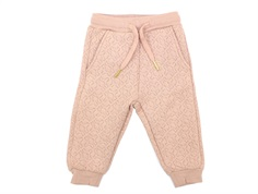 Petit by Sofie Schnoor sweatbukser light rose glitter
