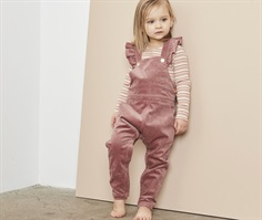 Petit by Sofie Schnoor overall dark rose