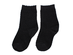 Petit by Sofie Schnoor socks black glitter