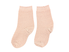 Petit by Sofie Schnoor socks cameo rose glitter
