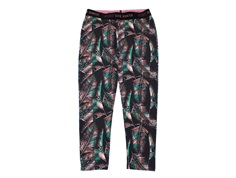 Petit by Sofie Schnoor sports leggings palm print