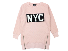 Petit by Sofie Schnoor sweatkjole mauve rose NYC