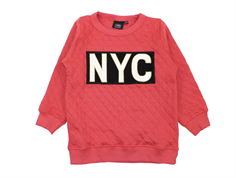 Petit by Sofie Schnoor sweatshirt NYC vintage red