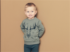 Petit by Sofie Schnoor sweatshirt green