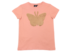 Petit by Sofie Schnoor t-shirt burned coral