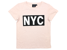 Petit by Sofie Schnoor t-shirt cameo rose NYC short