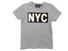 Petit by Sofie Schnoor t-shirt grey melange NYC