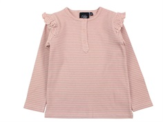 Petit by Sofie Schnoor t-shirt light rose stripe