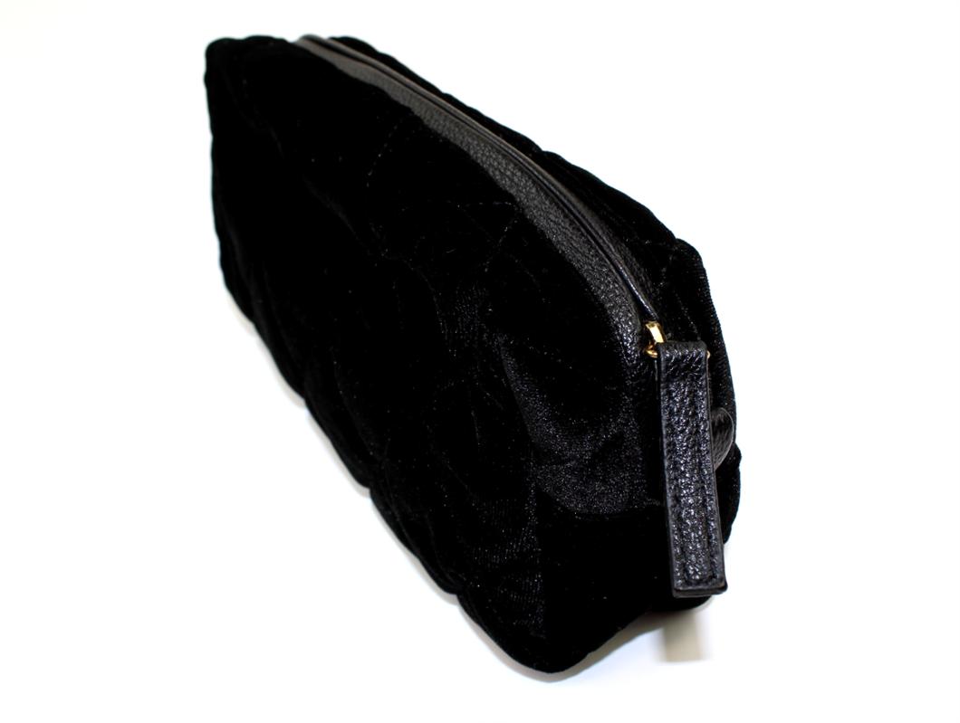 d2efacec1af Petit by Sofie Schnoor taske/make-up pung black velvet