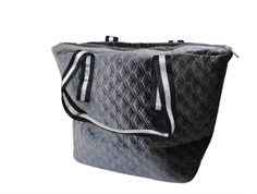 Petit by Sofie Schnoor taske shopper grey velour