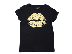 Petit by Sofie Schnoor t-shirt lips black