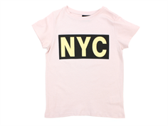 Petit by Sofie Schnoor tshirt powder guld NYC