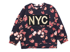 Petit by Sofie Schnoor sweatshirt flower black