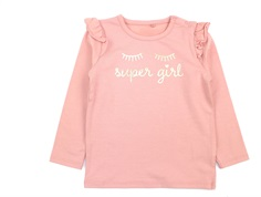 Petit by Sofie Schnoor t-shirt coral super girl