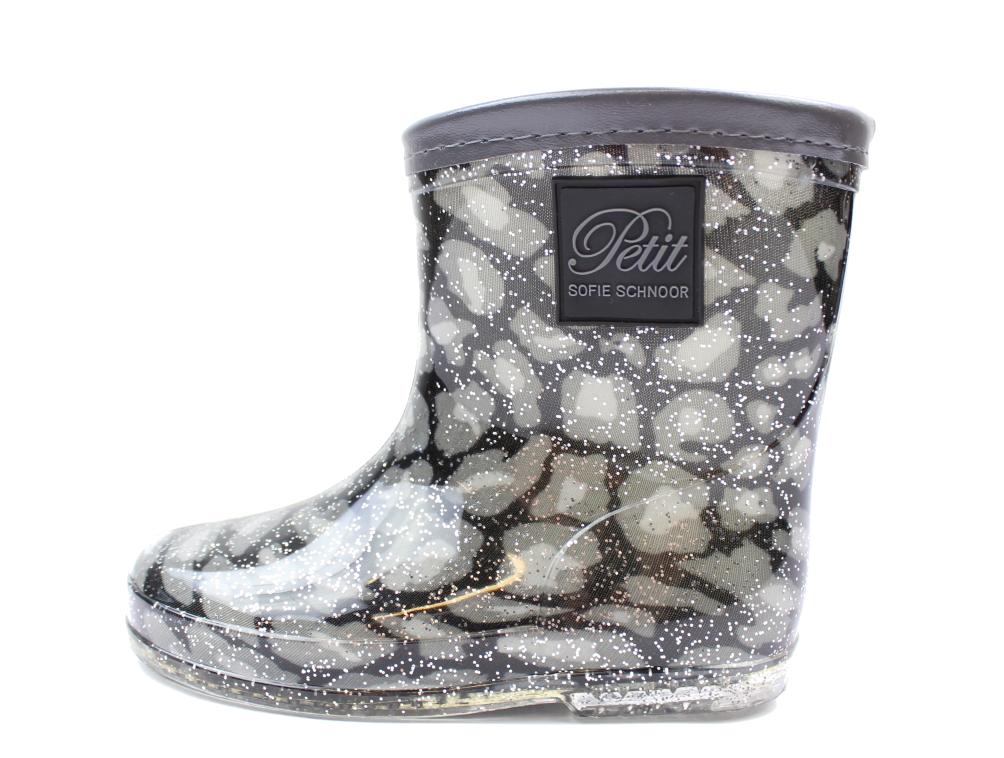 e6635c29e96 Petit by Sofie Schnoor vintergummistøvler leo glitter | P174770 leo ...