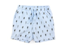 Petit by Sofie Schnoor shorts light blue ice cream