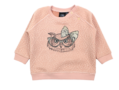 Petit by Sofie Schnoor sweatshirt dusty rose ugle