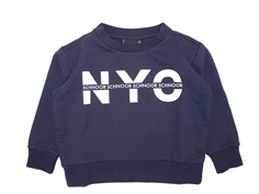 Petit by Sofie Schnoor sweatshirt NYC dark blue