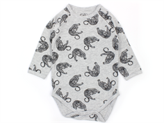 Petit by Sofie Schnoor body grey leopard