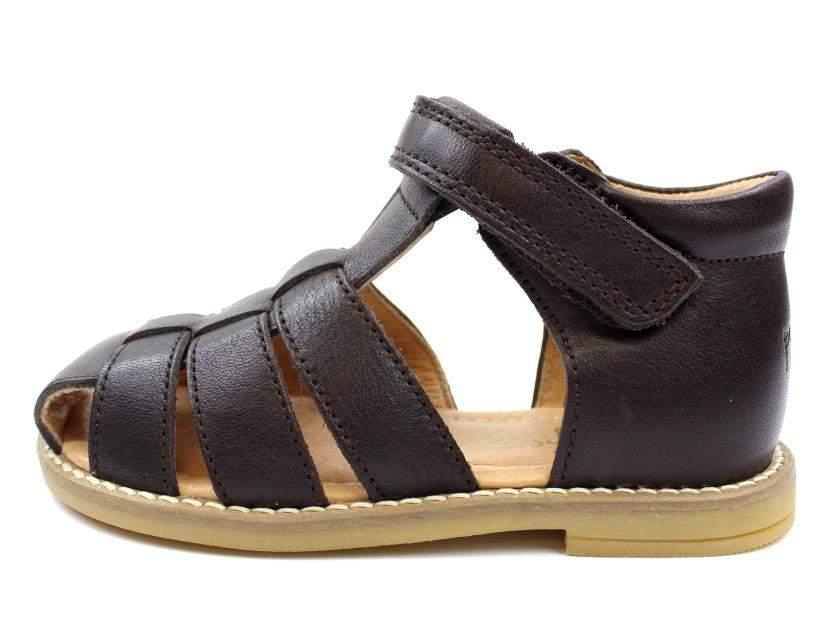 57d62c42b4bb Pom Pom sandaler brun