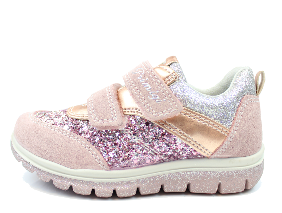 3c2159c92af Primigi sneaker rosa glimmer   75861/00 Glitter   str. 25-32   499,00.-