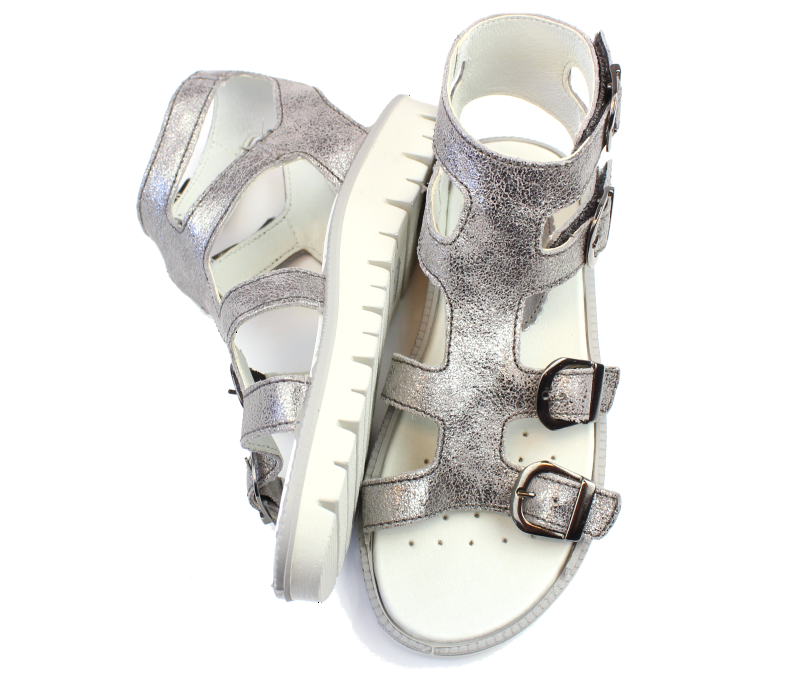 36aa9ba7f068 Primigi sandaler PAX sandal sølv