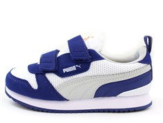 Puma sneakers R78 white/gray/elektro/blue