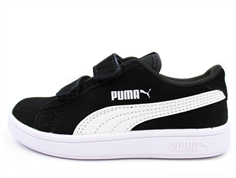 Puma Smash sneaker black white