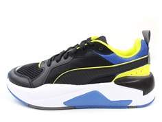 Puma sneakers X-Ray black/spring/sapphire