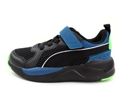 Puma sneakers X-Ray black/blue/green