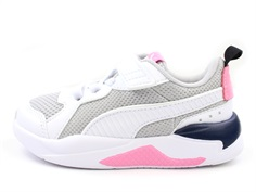 Puma sneakers X-Ray white/gray/pink/peacoat
