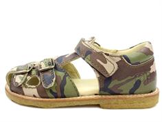 9c1be9cba59 Arauto RAP sandal army green med spænder og velcro