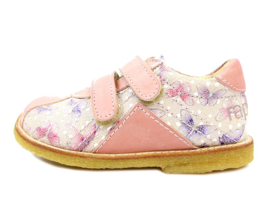 d534f30601e RAP sko eco pink med velcro | 53187 | str. 23-28 | Vores UDSALG er i fuld  gang!