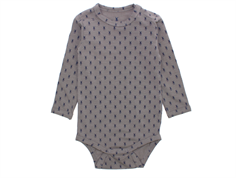 Small Rags Eddy body grey castle